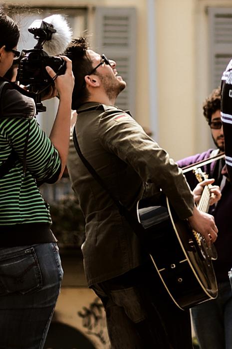 Io?Drama live for Milano Acoustics