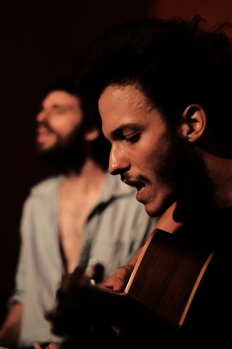 Ioir's Eyes live for Milano Acoustics