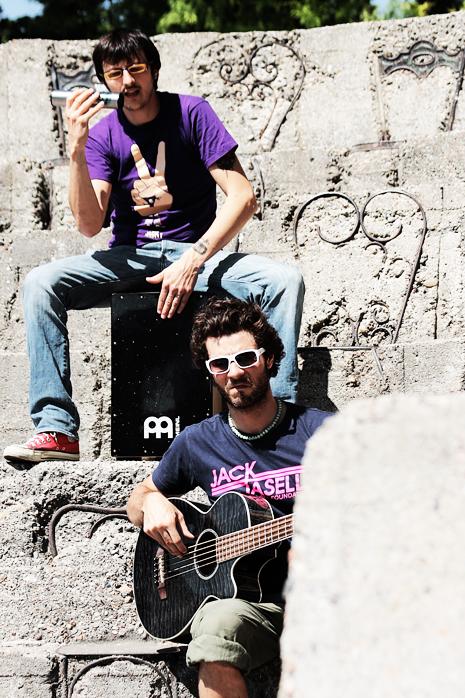 Jack Jaselli & TGVF live for Milano Acoustics