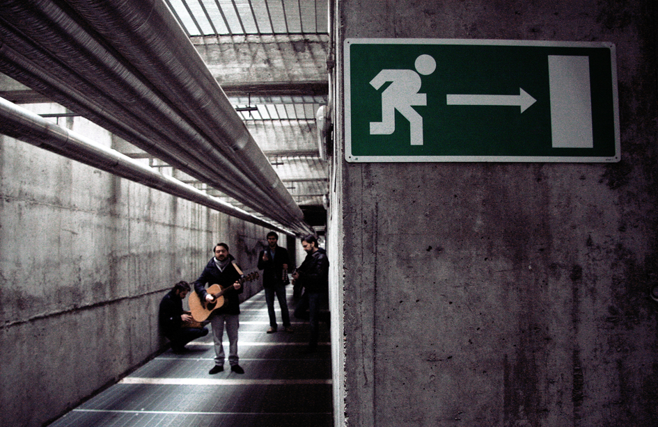 Albedo live for Milano Acoustics