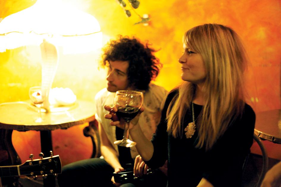 The Duke Spirits live for Milano Acoustics