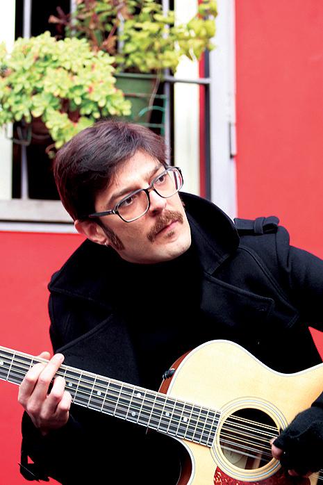Gionata Mirai live for Milano Acoustics