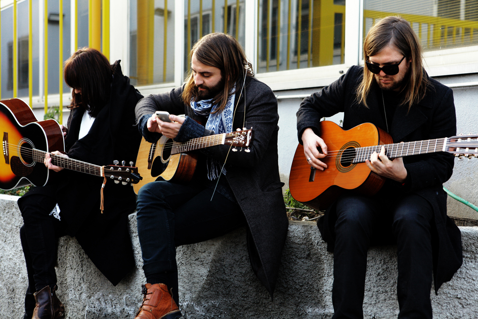 Band of Skulls live for Milano Acoustics