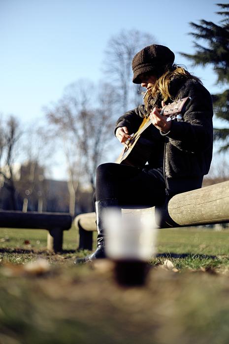 Micol Martinez live for Milano Acoustics