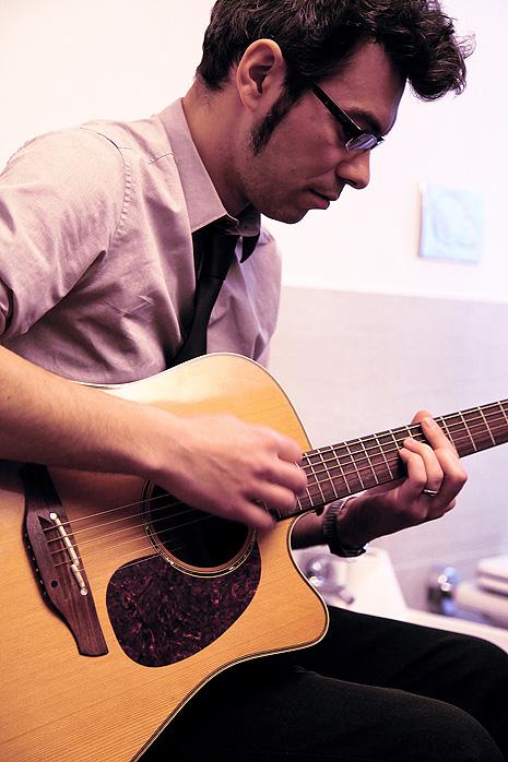 Perturbazione live for Milano Acoustics