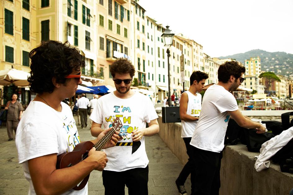 Selton Live for Milano Acoustics On Tour