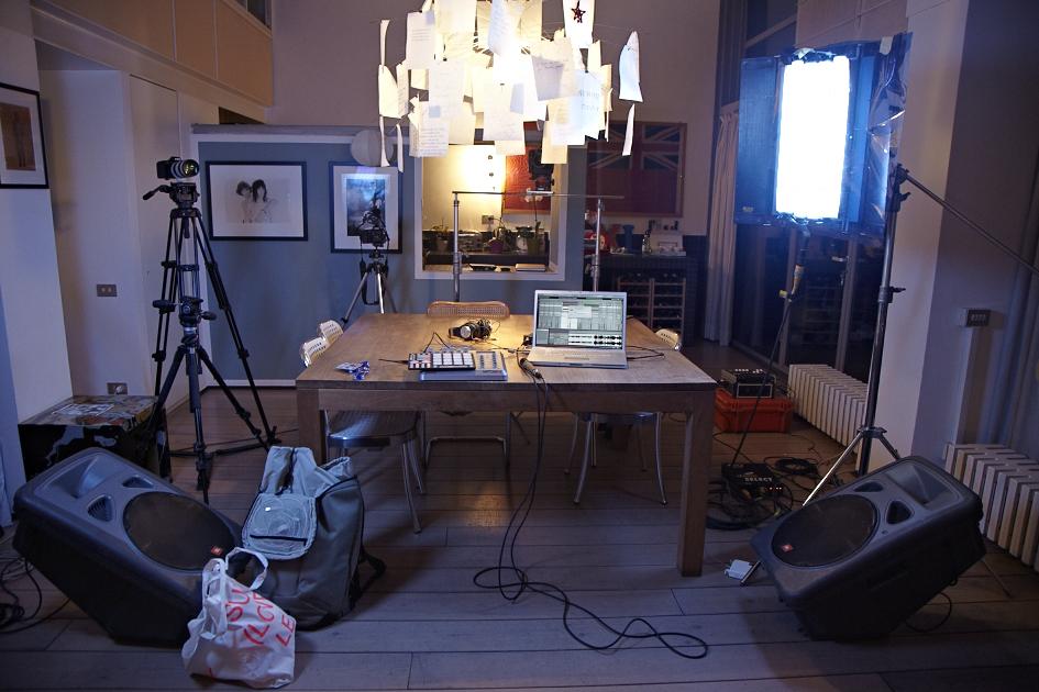 ANDREA NARDINOCCHI - Storia Impossibile live per Milano Acoustics